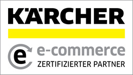 Kärcher zertifizierter e-commerce Partner
